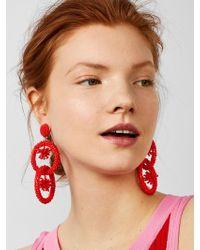 BaubleBar - Miyana Hoop Earrings - Lyst