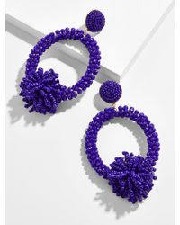 BaubleBar - Ricarda Hoop Earrings - Lyst