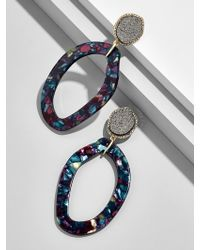 BaubleBar - Tristana Hoop Earrings - Lyst