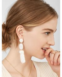 BaubleBar - Sandriana Drop Earrings - Lyst
