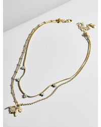 BaubleBar - Calypso Layered Necklace - Lyst