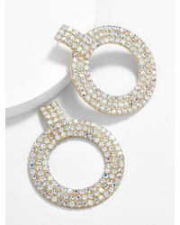 BaubleBar - Adonia Hoop Earrings - Lyst