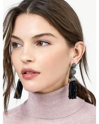 BaubleBar - Tinsley Tassel Earrings - Lyst