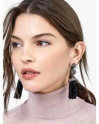 BaubleBar - Tinsley Tassel Earrings - Lyst