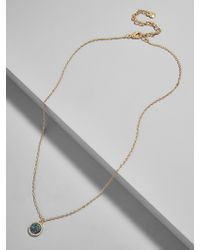 BaubleBar - Muse Pendant Necklace - Lyst
