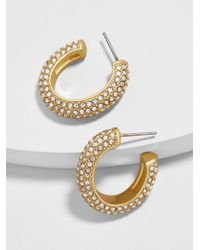 BaubleBar - Marciella Hoop Earrings - Lyst