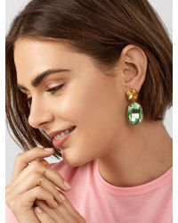 BaubleBar - Cassielle Drop Earrings - Lyst