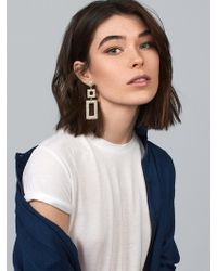 BaubleBar - Davalyn Drop Earrings - Lyst