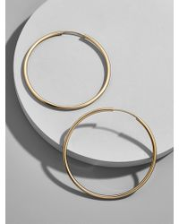 BaubleBar - Joelle Hoop Earrings - Lyst
