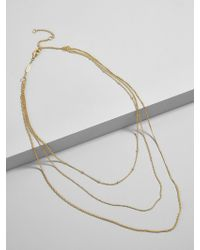 BaubleBar - Lumina Everyday Fine Necklace - Lyst
