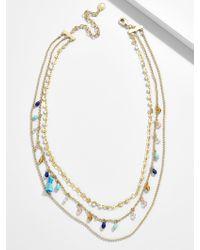 BaubleBar - Brynn Layered Necklace - Lyst