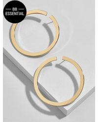 BaubleBar | Pauline Hoop Earrings | Lyst