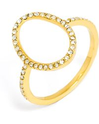 BaubleBar - Egg Ring - Lyst