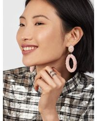 BaubleBar - Hansa Hoop Earrings - Lyst