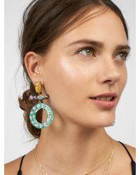 BaubleBar - Femme Resin Drop Earrings - Lyst