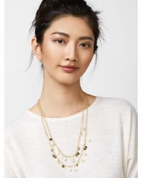 BaubleBar - Kirana Layered Necklace - Lyst