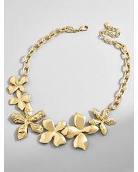 BaubleBar - Windflower Statement Necklace - Lyst