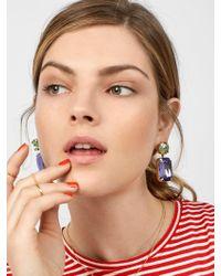 BaubleBar - Christie Drop Earrings - Lyst