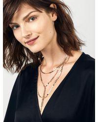 BaubleBar - Amber Y-choker Necklace - Lyst