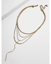 BaubleBar - Rio Layered Necklace - Lyst