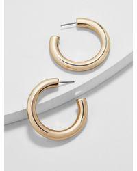 BaubleBar - Chrissey Hoop Earrings - Lyst