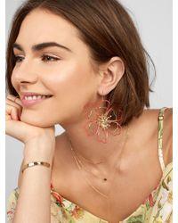 BaubleBar - Tierra Flower Drop Earrings - Lyst