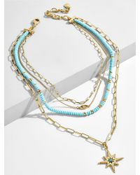 BaubleBar - Galexia Layered Necklace - Lyst