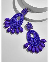 BaubleBar - Onella Drop Earrings - Lyst