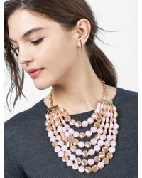 BaubleBar - Noel Statement Necklace - Lyst
