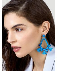 BaubleBar - Sardinia Tassel Earrings - Lyst