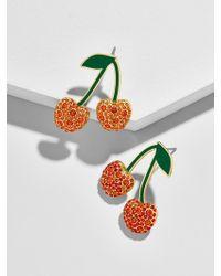 BaubleBar - Cherry Drop Earrings - Lyst