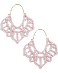 BaubleBar - Mareta Drop Earrings - Lyst