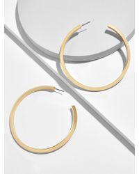 BaubleBar - Vernice Hoop Earrings - Lyst
