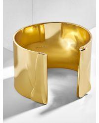 BaubleBar - Nadasia Cuff Bracelet - Lyst