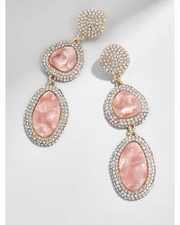 BaubleBar - Enity Resin Drop Earrings - Lyst