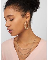 BaubleBar - Alandra Layered Necklace - Lyst