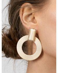 BaubleBar - Marisela Hoop Earrings - Lyst