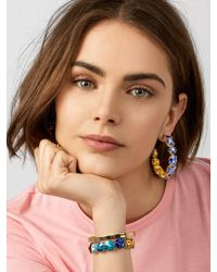 BaubleBar - Isadora Hoop Earrings - Lyst