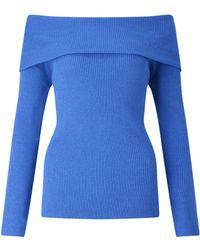 Baukjen - Berrick Off The Shoulder Knit - Lyst