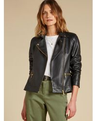 Baukjen - Kara Leather Jacket - Lyst