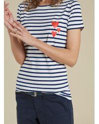 Baukjen - Esme T-shirt - Lyst