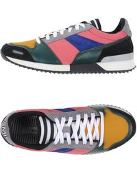 AMI   multicolor Low-tops & Trainers   Lyst
