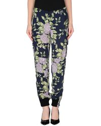 Rag & Bone Multicolor Casual Trouser - Lyst