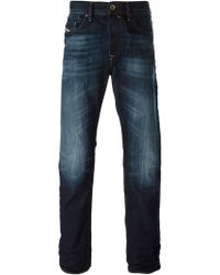 Diesel Blue 'Buster' Jeans - Lyst