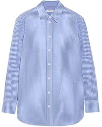 Equipment Kenton Checked Cotton Shirt - Lyst
