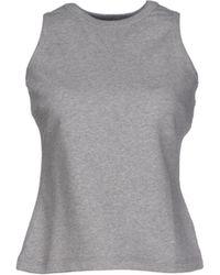 Damir Doma Sweatshirt gray - Lyst