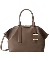 Michael Kors Collection Lexi Large Ew Satchel - Lyst