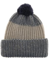 Paul Smith Wool and Alpacablend Beanie - Lyst