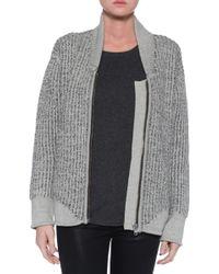 Iro Marvind Sweater Coat - Lyst