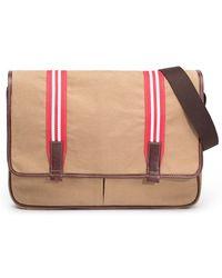 Jack Mason Brand - 'alabama Crimson Tide - Tailgate' Messenger Bag - Lyst